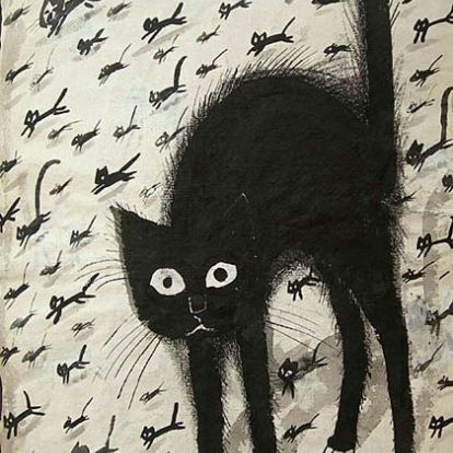 Péntek 13: macskák és mágia