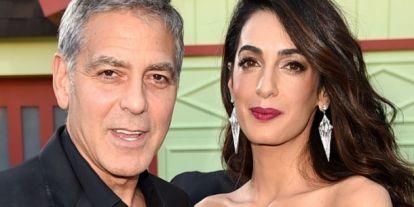 Ebben a mesebeli kastélyban neveli az ikreket Amal és George Clooney