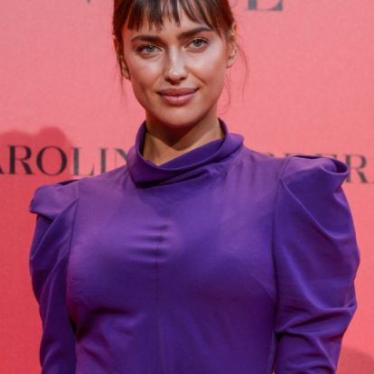 Irina Shayk az élő példa arra, hogy bár menő a long bob, de nem mindenkinek áll jól