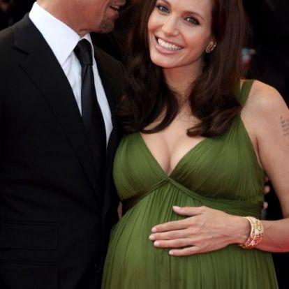 Már 10 évesek! Alig hisszük el, már ilyen nagyok Angelina Jolie és Brad Pitt ikrei -FRISS FOTÓK