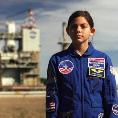 Egy 17 éves lány lesz az első ember a Marson?