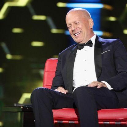 Demi Moore jól leégette Bruce Willist