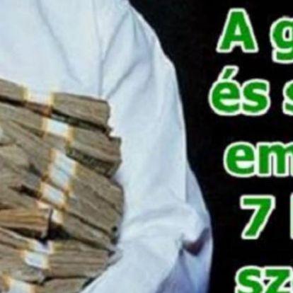 A gazdag és sikeres emberek 7 közös vonása! Benned ez megvan?