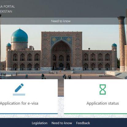 Könnyebbé vált Üzbegisztánba utazni