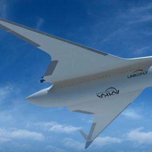 Íme a közlekedés jövője, a repülő vonat