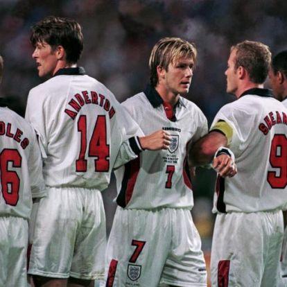 Beckham, a közellenség