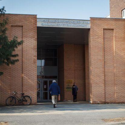 14 oktatót bocsát el a szombathelyi egyetem, zajlik az átszervezés