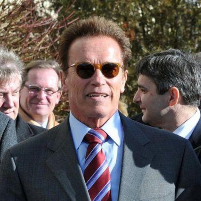 Arnold Schwarzenegger Magyarországra jön
