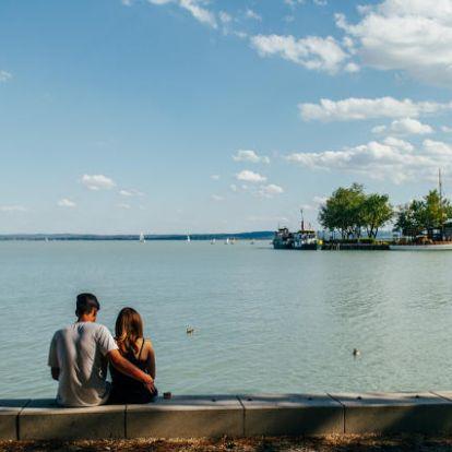 Itt találhat szabadstrandokat a Balatonon - vannak még helyek, ahol ingyen csobbanhat