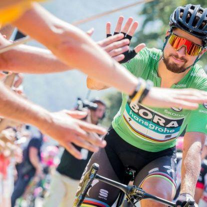 Peter Sagan a legnagyobb király a Tour de France-on