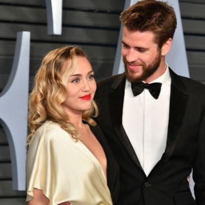 Liam Hemsworth zseniálisan reagált a szakításukról szóló pletykákra