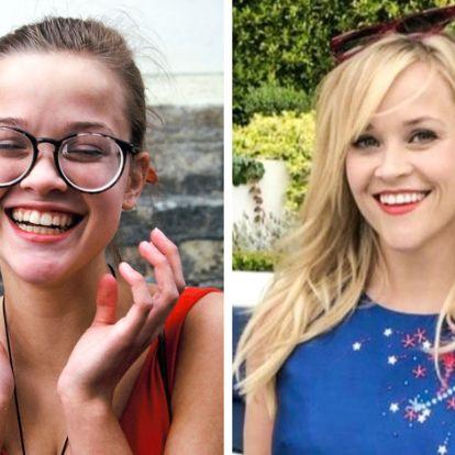 Néhányukra rá sem ismerni: Iskolai fotók hírességekről