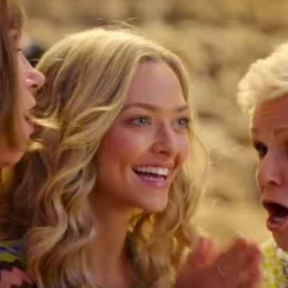 """""""Aki addig csak pityergett, az utolsó percekben már zokogni fog"""" – megnéztük a Mamma Mia 2-t"""