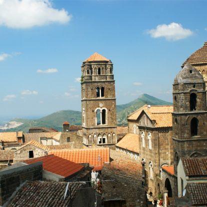 A 800 éves Casertavecchiában megállt az idő – videóval