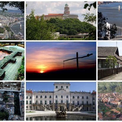 Kirándulástippek: Magyarország világörökségi helyszínei