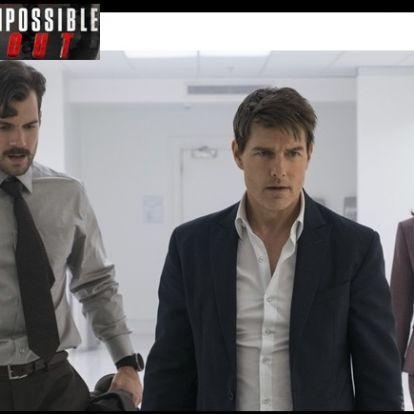 Mission: Impossible, Utóhatás - ütős 6. rész