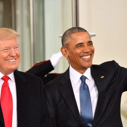 Trump lekörözte Obamát