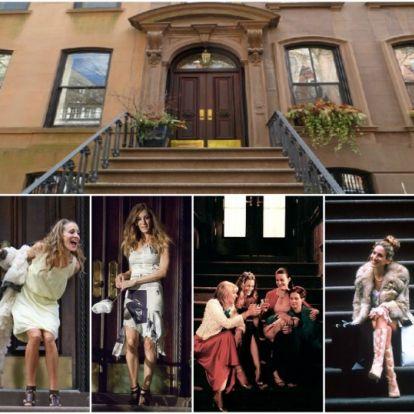 Így néz ki valójában belülről Carrie Bradshaw lakása – fotók! - Fundamenta - Otthonok és megoldások
