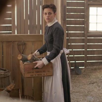 Kemény film lesz Kristen Stewart Lizzie-je