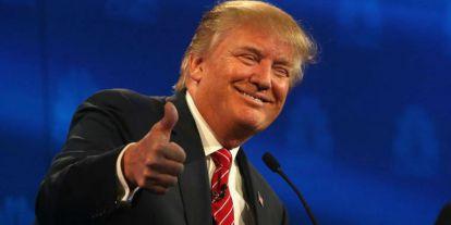 Donald Trump szinte mindenkinél népszerűbb