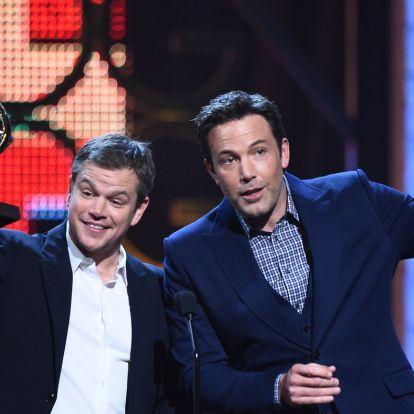 Újra közös filmen dolgozik Ben Affleck és Matt Damon