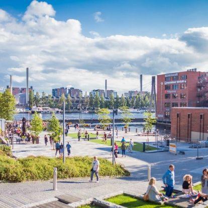 Öt dolog, ami jó Finnországban