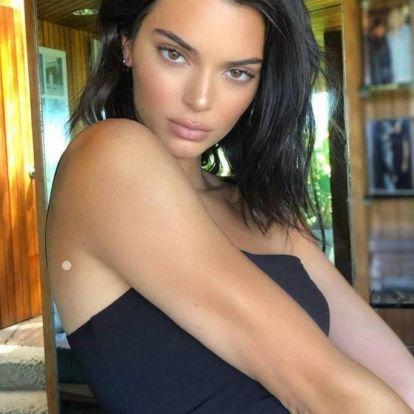 Kendall Jenner magyar tervezői ruhát választott | Marie Claire