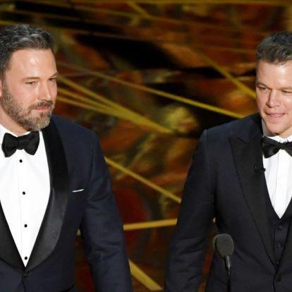 McDonald's-os csalókról forgat filmet Matt Damon és Ben Affleck