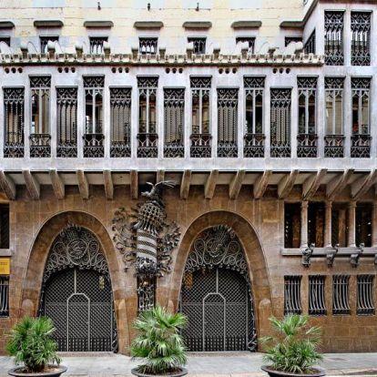 Gaudi első barcelonai épülete zseniális építészeti alkotás lett!