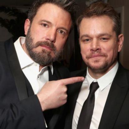 Ben Affleck és Matt Damon filmet készít a McDonald's sorsjegyekkel űzött milliós csalásról