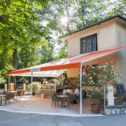 Sarokház in Balatonfüred offers unique ice creams