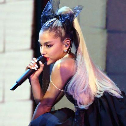 Ariana Grande visszaoltotta a rosszindulatú kommentelőt