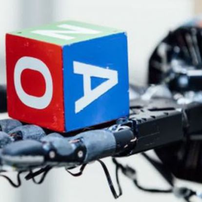Kézügyességet tanul a robot