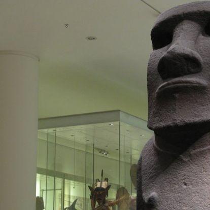 150 éve elhurcolt szobrot kérnek vissza a Húsvét-sziget őslakosai a British Museumtól
