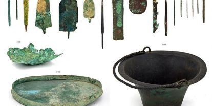Anatóliai alapanyagokból dolgozhattak a fáraókori egyiptom mesteremberei