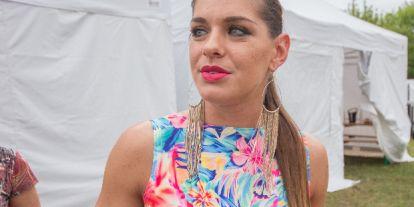Hoppá, zuhanyzóból posztolt a szexi magyar sztárénekesnő