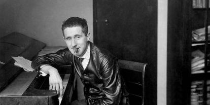 Bertolt Brechtet majdnem kicsapták az iskolából egy háborúellenes dolgozata miatt