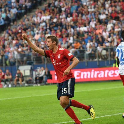 Felkészülés: jól sikerült a Bayern München és a Hertha főpróbája