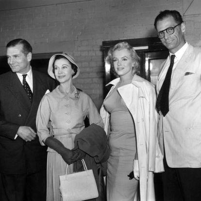 Hollywoodi csetepaté: Marilyn Monroe és Sir Laurence Olivier legendás konfliktusa