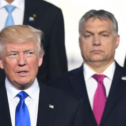 New York Times: Donald Trump közeledni akar Orbánhoz
