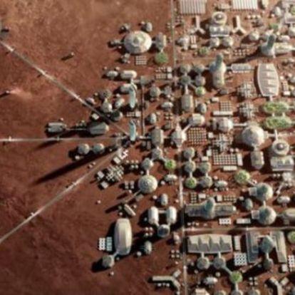 NASA-kutatók szerint a Marst nem lehet földszerűvé átalakítani