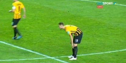 Eppel újra gólt lőtt, de így is kiesett a csapata