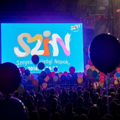 Ötven éves a Szegedi Ifjúsági Napok
