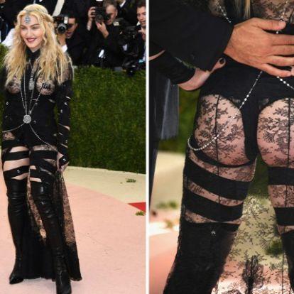 Marrakesben ünnepli 60. születésnapját Madonna