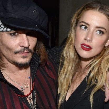 Kutyaszar vetett véget Johnny Depp és Amber Heard házasságának