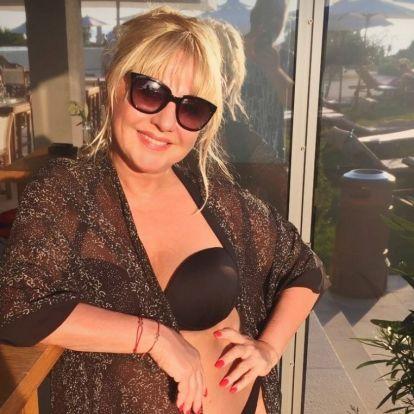 A magyar Madonna a hatvanhoz közel is szexi