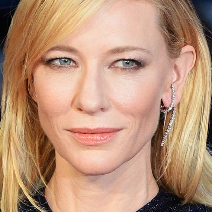 Alig került smink a 49 éves színésznőre: Cate Blanchett ezt is bevállalta