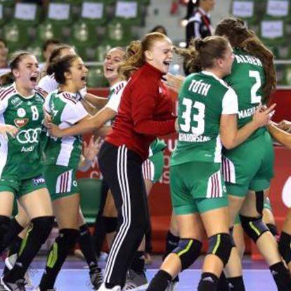 Bejutott a világbajnokság döntőjébe a magyar ifjúsági női kézilabda-válogatott!