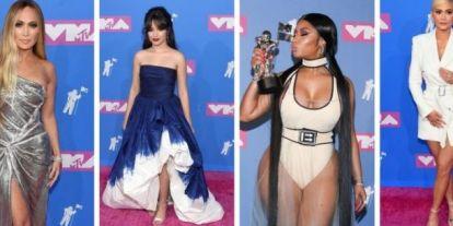 Merész és különleges fazonok: Az MTV VMA legjobb ruhái