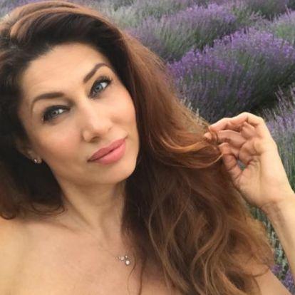 Horváth Éva hihetetlenül szexi legújabb bikinis képein